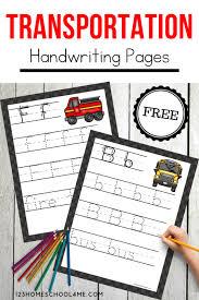 free free printable pre