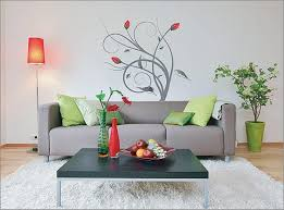 Wall Decoration For Living Room Outstanding Wall Painting Ideas For Living Room