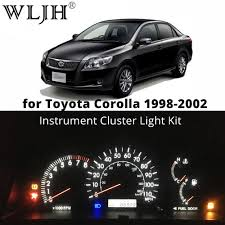 2012 Toyota Corolla Dashboard Lights Wljh Led Car Dashboard Speedometer Odometer Gauge Instrument