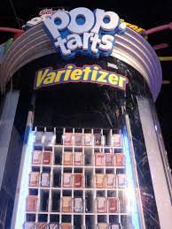 Vending Machine Restaurant Nyc Stunning Kellogg's PopTarts World NYC
