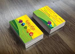 Kalka Kids Business Cards Apap Events Rockhampton Corporate