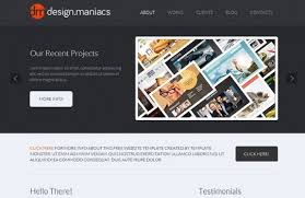 Free Html5 Website Templates Extraordinary Free Responsive Website Templates 28 Dabeetz