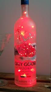 Liter Bottle Lights Grey Goose Vodka Led Light Fariy Lights Starry Led Grey