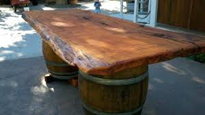 Oak wine barrel barrels whiskey Sink Oak Paynes Custard Oak Barrels Furniture Custom Wine Barrel Furniture Home Design
