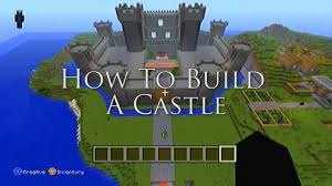 Minecraft Castle Designs Minecraft Ideas How To Build A Castle