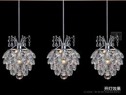 modern crystal chandelier pendant light stair hanging