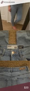 Garage Garage Jeans Size Chart
