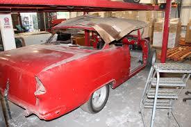 Project Car: '55 Chevy Bel Air, 2 Door Hardtop