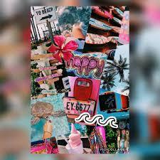 Summer themed wallpaper, Summer ...