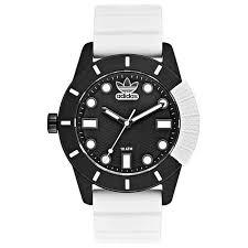 adh3132 adidas mens originals 1969 black watch adidas watches nz christies jewellery adidas watches stockist adh3132 sleek and sporty the adh 1969 watch