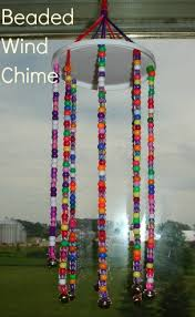 Beaded Wind Chimes