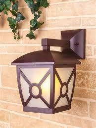Columba D коричневый <b>уличный настенный светильник</b> ...