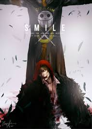 smile trafalgar d water law and donquixote rocinante corazon