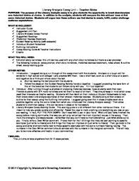 literary analysis essay unit by mackenzie s brownbag academics tpt literary analysis essay unit