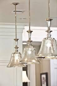 Modern Brushed Nickel Pendant Lighting For Stylish Kitchen Lighting  Decoration