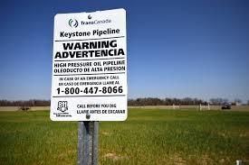 Keystone Pipeline Leaks 210,000 Gallons of Oil in S. Dakota | Time