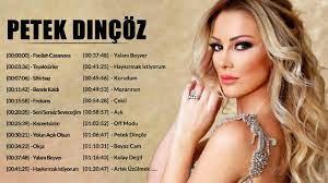 Petek Dinçöz En iyi şarkılar MIX 2021    Petek Dinçöz Tüm albüm 2021 Full  HD - YouTube
