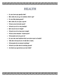 200 FREE Printable Health Activities | Health Worksheets ...