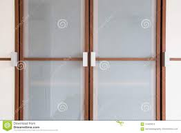modern white closet doors. Interesting Modern Download Wooden White Closet Doors Closeup For Clothes Modern New Design  Stock Image  Of On A