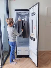 Máy giặt hấp sấy LG Styler S5GFO 2021 - Tủ chăm sóc quần áo thông minh LG  Styler