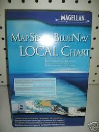 Mapsend Bluenav Charts Magellan Mapsend Bluenav Local Chart Rainy Lake Oem New