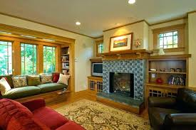 craftsman style area rugs craftsman style rugs bookcase family room with area rug bookshelves image by