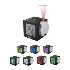 Baldr LCD <b>Projection Alarm Clock</b> Backlight <b>Electronic Digital</b> ...