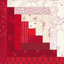 Log Cabin Quilt Block - need cutting instructions for a 9 ... & Traditional Log Cabin Quilt Block Adamdwight.com