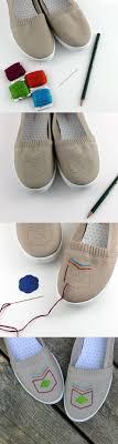 Diy Shoes Design Step By Step Diy Fashion 15 Diy Shoes Design Ideas Styles Weekly
