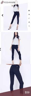 Kancan Jeans Size Chart Closing Closet Distressed Freyed Hem Kancan Jeans