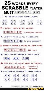 funny 5 letter words 25 words every scrabble player must me m or ze 1 the 10 two letter