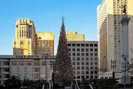 Gladsome Lights Itu0027s Still Christmas In San FranciscoChristmas Tree In San Francisco