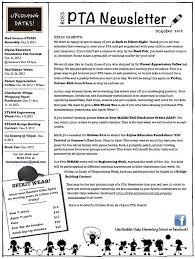 Elementary School Counselor Newsletter Template Elementary School