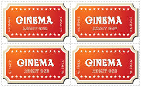Movie Ticket Template Free Download