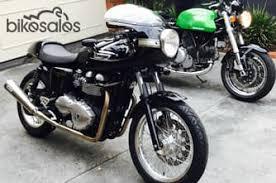 triumph thruxton 900 motorcycles for sale in australia bikesales