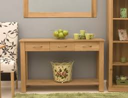 oak console tables oak hall tables. Featured Product - Mobel Light Oak Console Hallway Table -Wfs Blog With Glass And Tables Hall L