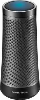harman kardon invoke. harman/kardon - invoke smart bluetooth speaker with cortana voice assistant graphite front_zoom harman kardon k