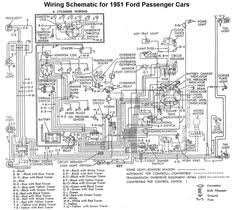 ford truck wiring diagrams 1935 flathead electrical wiring wiring for 1951 ford car
