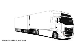 Scania Kleurplaat Inside Vrachtwagen Tekening Scania Blanco