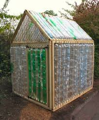 diy plastic bottle roof plastic bottle greenhouse roof small greenhouse itself build