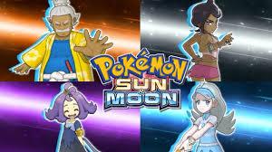THE ELITE FOUR!!! [Ep. 39] | Pokémon Sun And Moon - YouTube