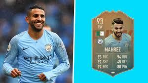 FIFA 19 Flashback Riyad Mahrez SBC