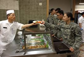 Soldiers In Korea Must Eat At Dfac Or Pay Out Of Pocket