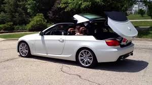 BMW 3 Series 2008 bmw 335i m sport package : 2011 BMW 335i M Sport Convertible - YouTube