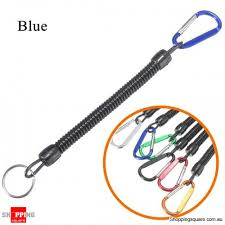 multi purpose fishing lanyards boating fishing ropes clipper secure pliers lip grips tackle fish tools blue ping ping square