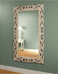 scampston large ornate wall mirror