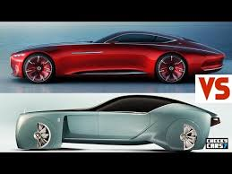 2018 mercedes maybach 6. Contemporary 2018 2017 Vision MercedesMaybach 6 Vs RollsRoyce Next 100  Test Drive  Interior And 2018 Mercedes Maybach