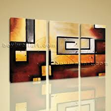 large giclee print canvas wall art framed ready to hang 3 pieces abstract on 3 piece abstract canvas wall art with large giclee print canvas wall art framed ready to hang 3 pieces
