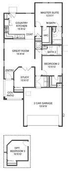 centex floor plans 2005