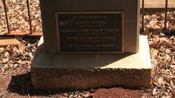 Violet Mabel Porter Kennedy (1875-1917) - Find A Grave Memorial
